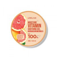 LEBELAGE Гель с витаминами Moisture Vitamin Purity 100% Soothing Gel