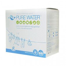 Экологичный   КОНЦЕНТРАТ СТИРАЛЬНОГО ПОРОШКА   1000g Pure Water